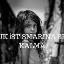 çocuk istismarına sessiz kalma